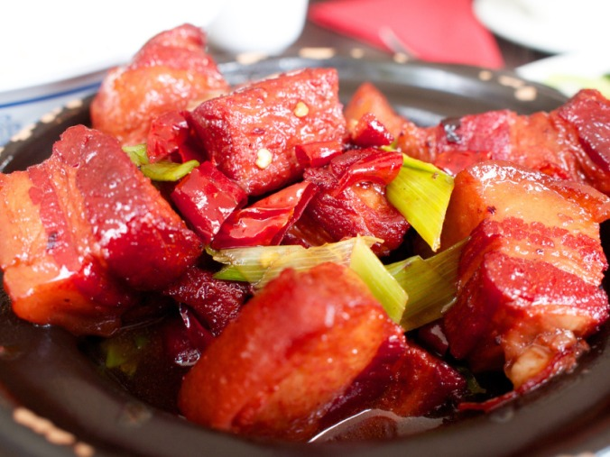 Chairman Mao's Red-Braised Pork from Yipin China