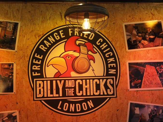 Billy and the Chicks